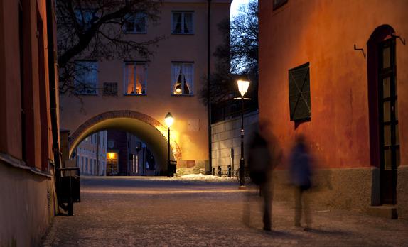 Gata i Uppsala